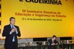 III Seminário DENATRAN, 2010