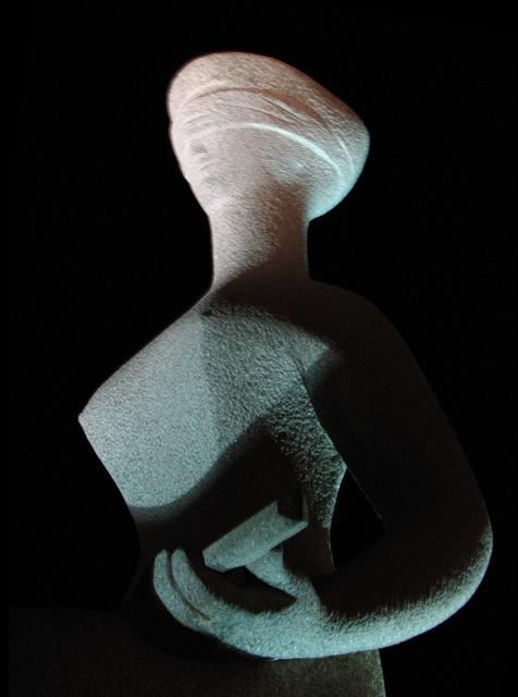 Justiça - Alfredo Ceschiatti